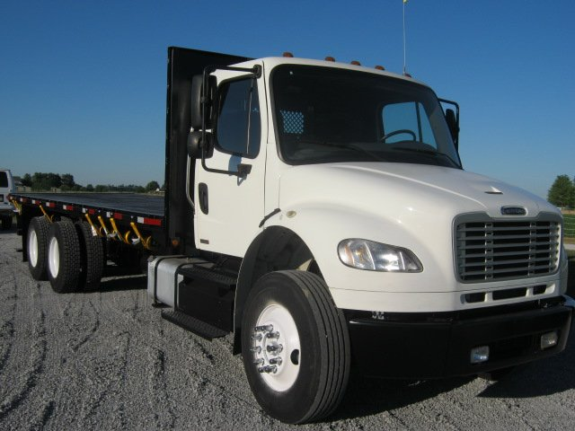 Trucks with forklift mount for sale
