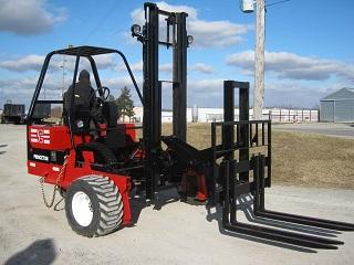 Princeton PBX Forklift For Sale