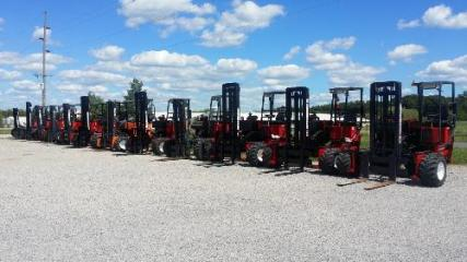 Used Moffetts for sale