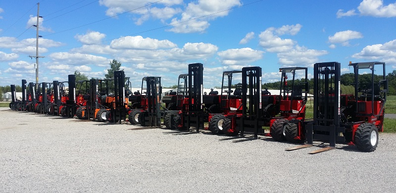 Princeton & Moffett Forklifts for sale