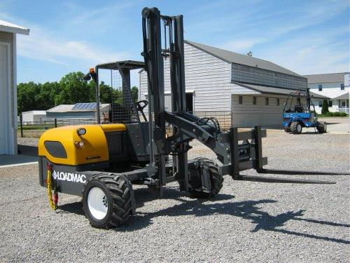 New Loadmac Truck Mounted Forklifts